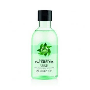 THE BODY SHOP BEAUTY Shower Gel Fuji Green Tea (250 ml)