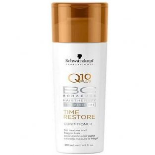 Schwarzkopf Bonacure Q 10 plus Time Restore Conditioner – 200ml