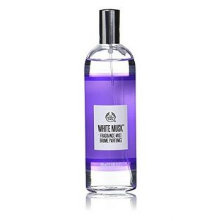 The Body Shop White Musk Body Mist, 3.3-Fluid Ounce (Packaging May Vary)