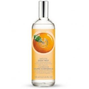 The Body Shop Satsuma Body Mist for Women, 100 ml