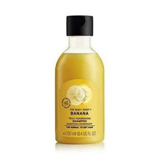 The Body Shop Banana Shampoo 250ml