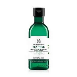 The Body Shop Tea Tree Skin Clearing Mattifying Toner – 250ml.
