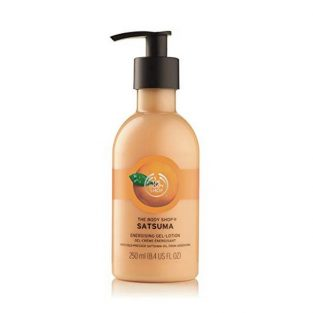 The Body Shop Satsuma Puree Body Lotion, 8.4-Fluid Ounce (250ml)