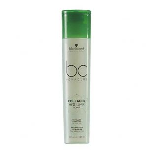 Schwarzkopf Professional Bc Collagen Volume Boost Micellar Shampoo, Green, 250 ml