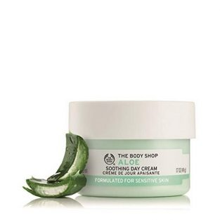 The Body Shop Aloe Soothing Day Cream, 50ml