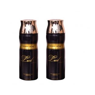 Sunny Leone Lust Women X 2 Deo, 150 ml Each – Pack of 2