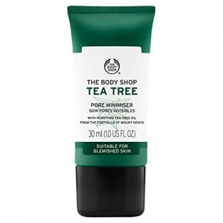 The Body Shop Tree Pore Minimiser with Tea Oil for Blemished Skin