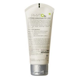 Lotus Professional Phyto Rx Whitening and Bright Face Wash, 80g