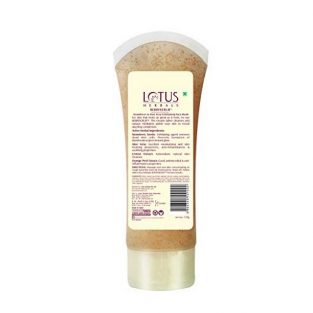 Lotus Herbals Berry Scrub Strawberry And Aloe Vera Exfoliating Face Wash, 120g
