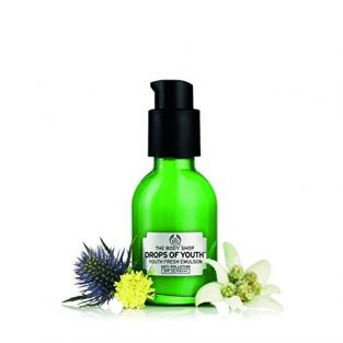 The Body Shop SPF 20 Pa+++ Drops of Youth Fresh Emulsion, 50ml