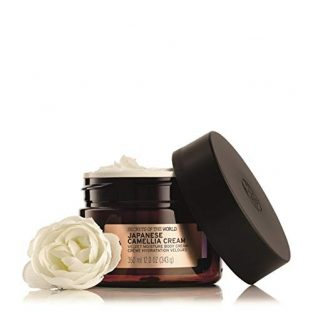 The Body Shop Spa of the World Japanese Camellia Cream, 350ml