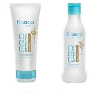 Raaga Professional Probotanix Anti Frizz Shampoo 200ml & Conditioner 100ml