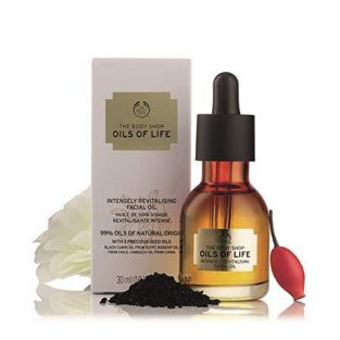 The Body Shop Oils of Life Intensely Revitalising Facial Oil, 30ml