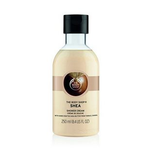 The Body Shop Shea Shower Cream, 250ml