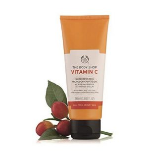 The Body Shop Microdermabrasion Vitamin C, 6ml