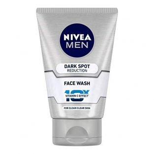 NIVEA Deodorant Roll-on, Whitening Smooth Skin, 50ml & MEN Face Wash, Dark Spot Reduction, 100ml Combo